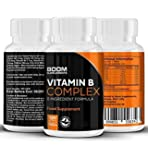 Vitamin B Complex High Strength | 120 Powerful Vitamin B Complex Tablets | FULL 4 Month Supply | Contains ALL 8 B Vitamins | Safe And Effective | Manufactured In The UK! | 30 Day Money Back Guarantee