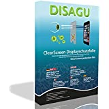 DISAGU ClearScreen Screen Protection Film for Amazon Kindle Oasis 7'' Antibacterial, BlueLight Filter Protective Film