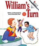 William's Turn, Anna Grossnickle Hines, 0516221779