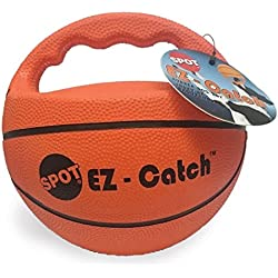 Ethical Pets Easy Catch Ball Dog Toy, 6""