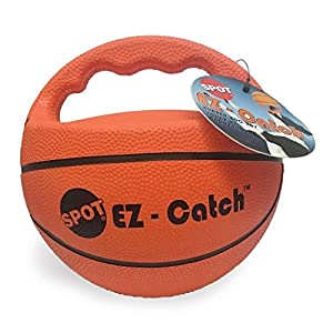 """cheap Ethical Pets Easy Catch Ball Dog Toy, 6"""""""