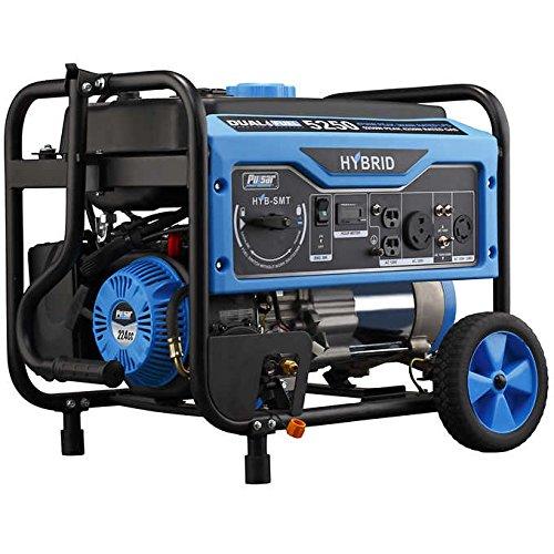 Pulsar 5250 Peak Watt Dual-Fuel Gasoline and Propane Generator preferred Price