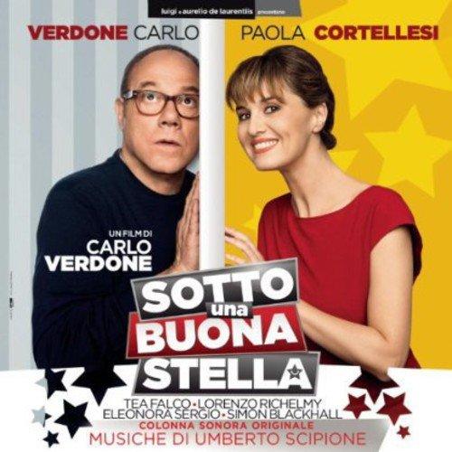 CD : Soundtrack - SOTTO UNA BUONA STELLA O.S.T. - Sotto Una Buona Stella (original Soundtrack) (Italy - Import)