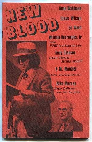 New Blood -- Volume 1, Number 1