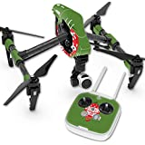 Skin For DJI Inspire 1 Quadcopter Drone – Strawberry Fields Forever | MightySkins Protective, Durable, and Unique Vinyl Decal wrap cover | Easy To Apply, Remove, and Change Styles | Made in the USA