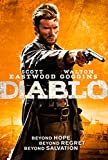 "Diablo (2015) - Movie Poster, Size 24 x 36"" Inches , Glossy Photo Paper (Thick 8mil) - Scott Eastwood, Walton Coggins, Camilla Belle -  WMG"