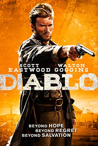 "Diablo (2015) - Movie Poster, Size 12 x 18"" Inches , Glossy Photo Paper (Thick 8mil) - Scott Eastwood, Walton Coggins, Camilla Belle -  WMG"