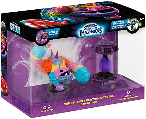 Skylanders Imaginators Painyatta + Magic Crystal 2 Pack