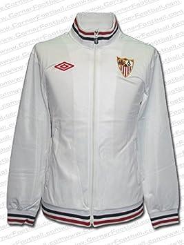 Umbro - Sevilla Chandal Junior BL 12/13 Hombre Color: Blanco Talla ...