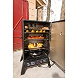 Cheap Masterbuilt 40 Inch Outdoor Sportsman Elite Extra Large Gas Barbeque Smokehouse