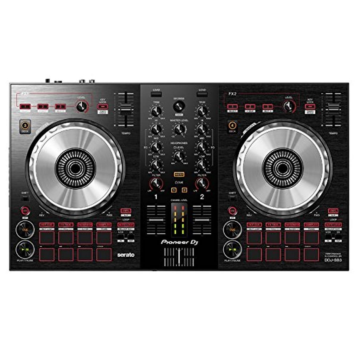 [해외] PIONEER DJ DDJ-SB3 + SERATO DJ PRO 라이센스 세트