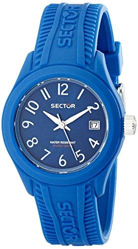 Sector Women's R3251576505 Analog Display Quartz Blue Watch