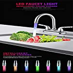 1PC-Colorful-LED-acqua-del-rubinetto–Rubinetti-per-bagni-e-Kithen-ABS-Blue-Color-Without-Adapter-Only-Single-Color
