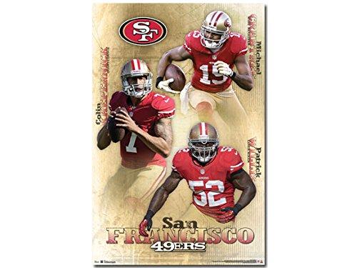 San Francisco 49ers Team NFL Sports Poster