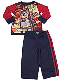 Little Boys Long Sleeve Pajamas