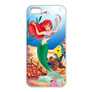 HDSAO The little mermaid Case Cover For iPhone 5S Case