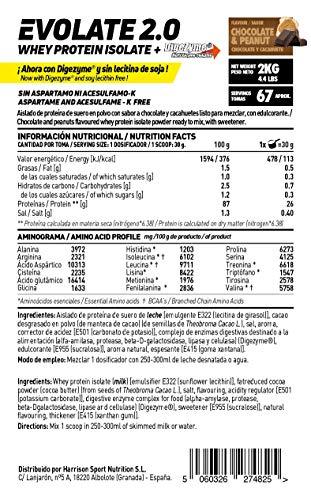 HSN Sports Proteína Aislada de Suero Sabor Chocolate - 500 gr