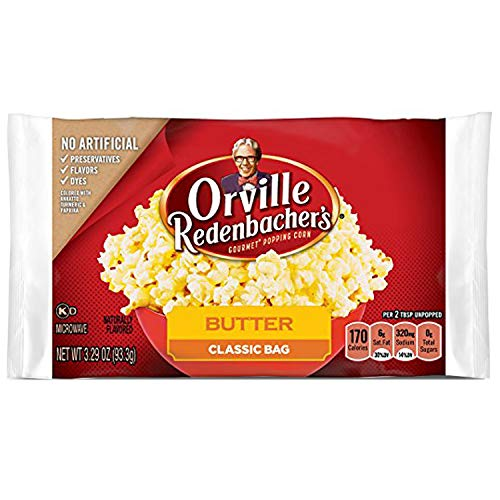 List of the Top 10 popcorn with butter packets you can buy in 2019