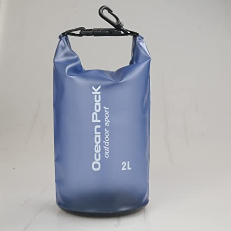 5fa5d73632c9 Image Unavailable. Image not available for. Color  Quaanti Hot Sale 2L PVC Waterproof  Dry Bag Outdoor Sport Swimming Rafting Kayaking Sailing ...