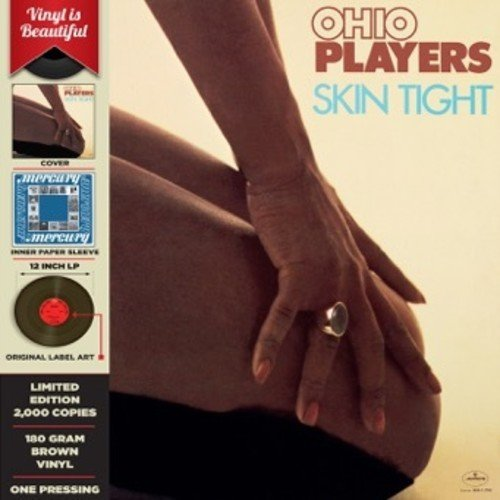 Price comparison product image Skin Tight - 180 Gram Brown Vinyl
