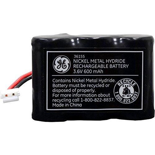 GE 600mAh Cordless Phone Battery