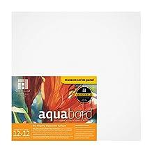 "Ampersand Art Aquabord Cradled 2"" Profile 12"" x 12"""