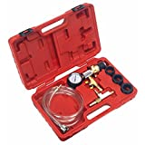 SUPERCRAZY Cooling System Vacuum Purge And Refill Tool Kit SC0072
