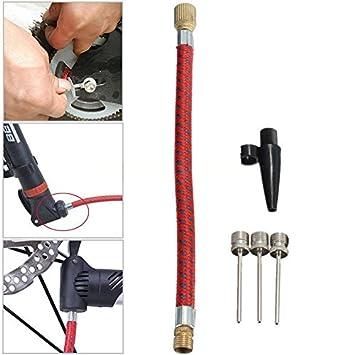 1pcs bicicleta hinchable conjunto adaptador de tubo de la ...