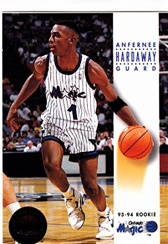 - 1993-94 SKYBOX ANFERNEE HARDAWAY RC ROOKIE CARD
