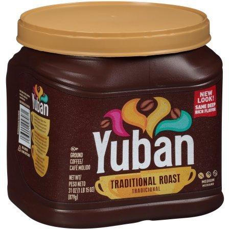Amazon.com : PACK OF 6 - Yuban Original Premium Ground Coffee Medium Roast, 31 oz : Grocery & Gourmet Food