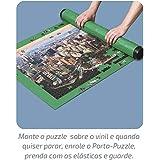 Quebra-Cabeça Acessórios Porta Puzzle Ate 1000Peças - 01 Unidade Grow Multicor