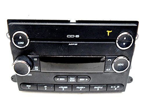 06-07-08-09-10-ford-edge-fusion-f150-mustang-explorer-6-disc-cd-player-radio-oem