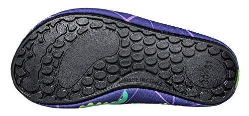 8637dcbac75f5 WXDZ Boys Girls Water Shoes Swim Shoes Quick Drying Barefoot Aqua Socks for Kids  Beach Pool