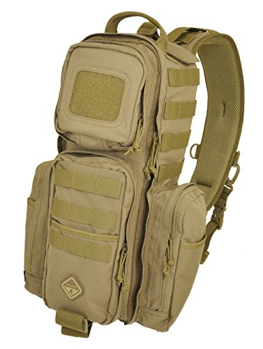 Hazard 4 Evac Rocket Urban Sling Pack with Molle Coyote
