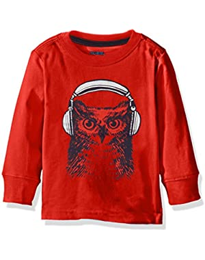 Baby Boys' Ls Graphic Tee