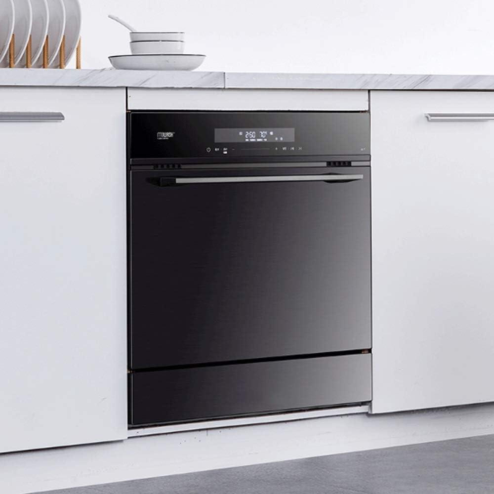 ZXCVB Lavavajillas doméstico automático de 8 conjuntos de ...