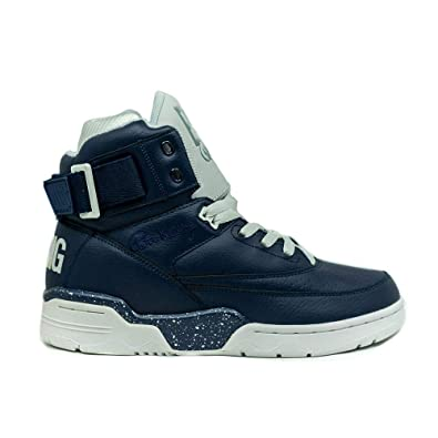 d7877347e8b Amazon.com | PATRICK EWING Athletics 33 HI Navy/Grey 1BM90014-124 |  Basketball