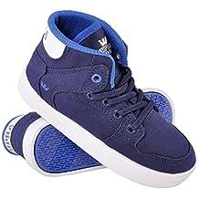 Supra Kids Baby Boy's Vaider Sneaker