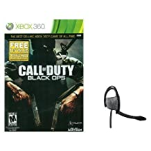 Call of Duty Black Ops LTO with EX-03 Bluetooth Headset BOX SET