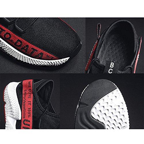 Les Hommes D'été Chaussures De Sport Occasionnels De Mode Respirant Chaussures De Course Léger étudiant Chaussures De Noix De Coco 7 zAQOn2qfsK