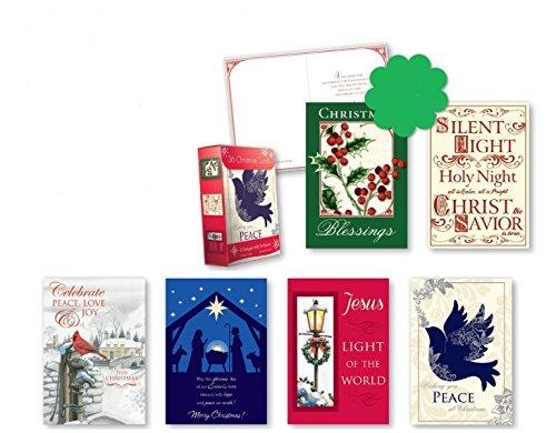 Christmas Holiday Religious Assorted Designed