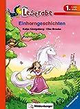 Leserabe – Einhorngeschichten: Band 34, Lesestufe 1