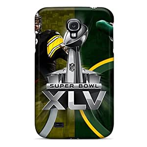 Fashion Protective Green Bay Packers Case Cover For Galaxy S4