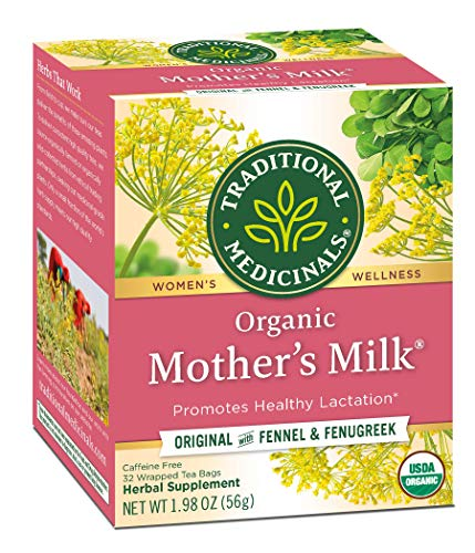 Traditional Medicinals Organic Mother