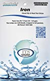 Industrial Test Systems SenSafe 480125 Iron Check, 2 Minutes and 30 Seconds Test Time, 0-5ppm Range (Pack of 30 Test Strips)