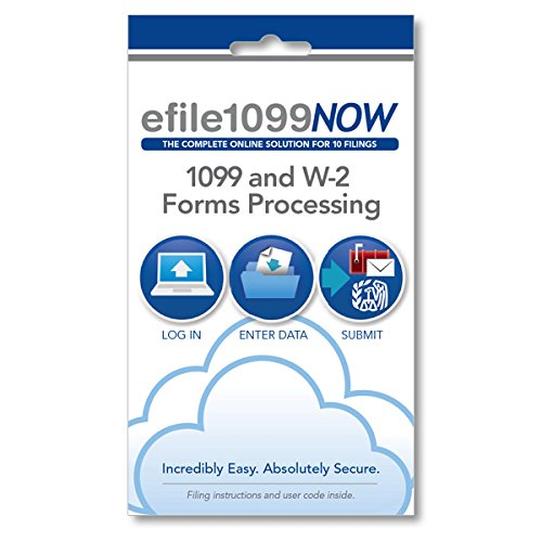 Efile1099now  The Complete Online Solution For 10 Filings