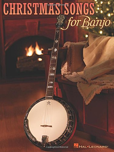 Amazon.com: Christmas Songs for Banjo (9781423413974): Hal Leonard ...