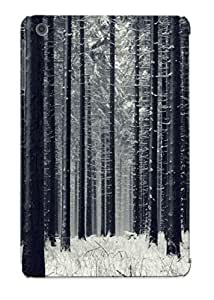 6742bbb6870 Nature Landscapes Trees Forests Winter Snow Seasonal Fashion Tpu Case Cover For Ipad Mini/mini 2, Series