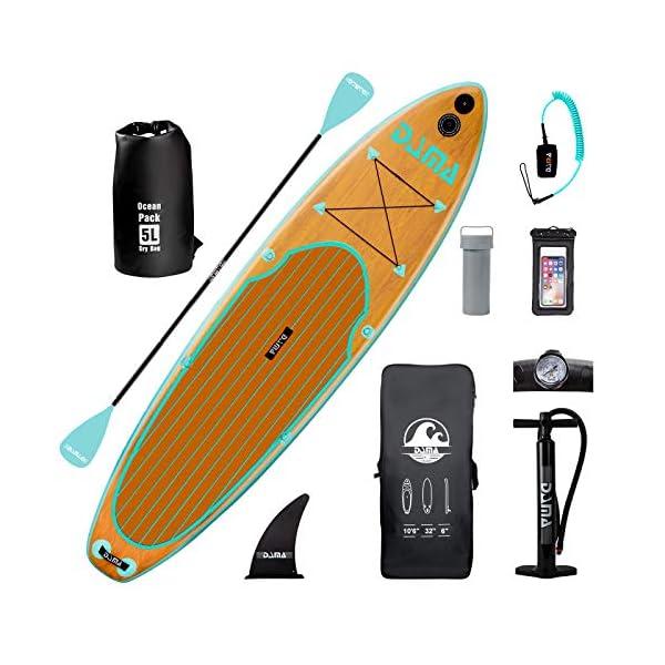 Dama paddle board | Sub Boards