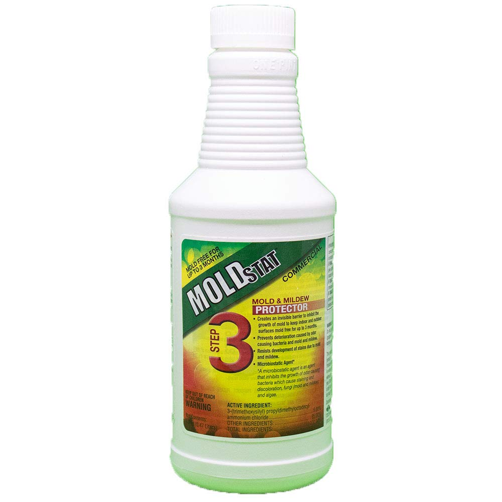 Moldstat Step 3 Commercial Mold & Mildew  Protector, 16 ounce (1)